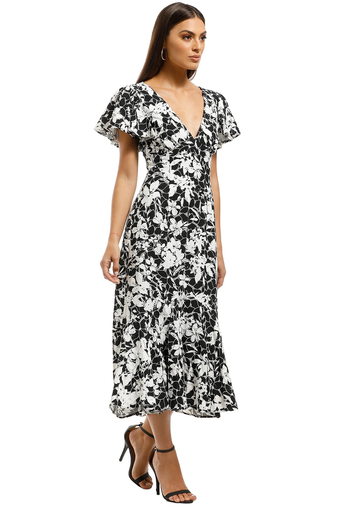 Talulah-The-Idol-Midi-Dress-Camille-Floral-Side