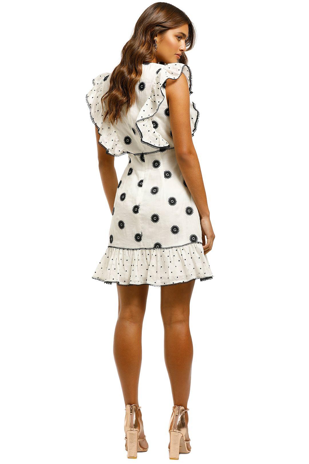Talulah-Whimsical-Mini-Dress-Morning-Daisy-Back
