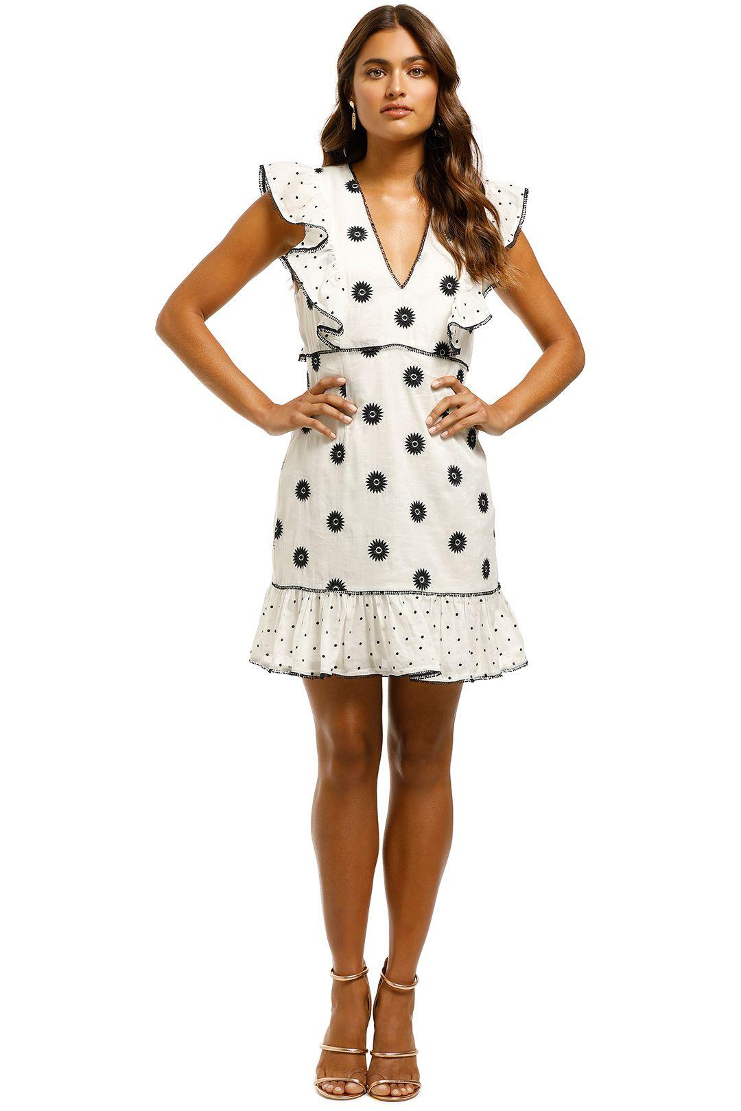 Talulah-Whimsical-Mini-Dress-Morning-Daisy-Front
