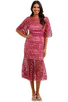 Talulah - Caprice Midi Dress