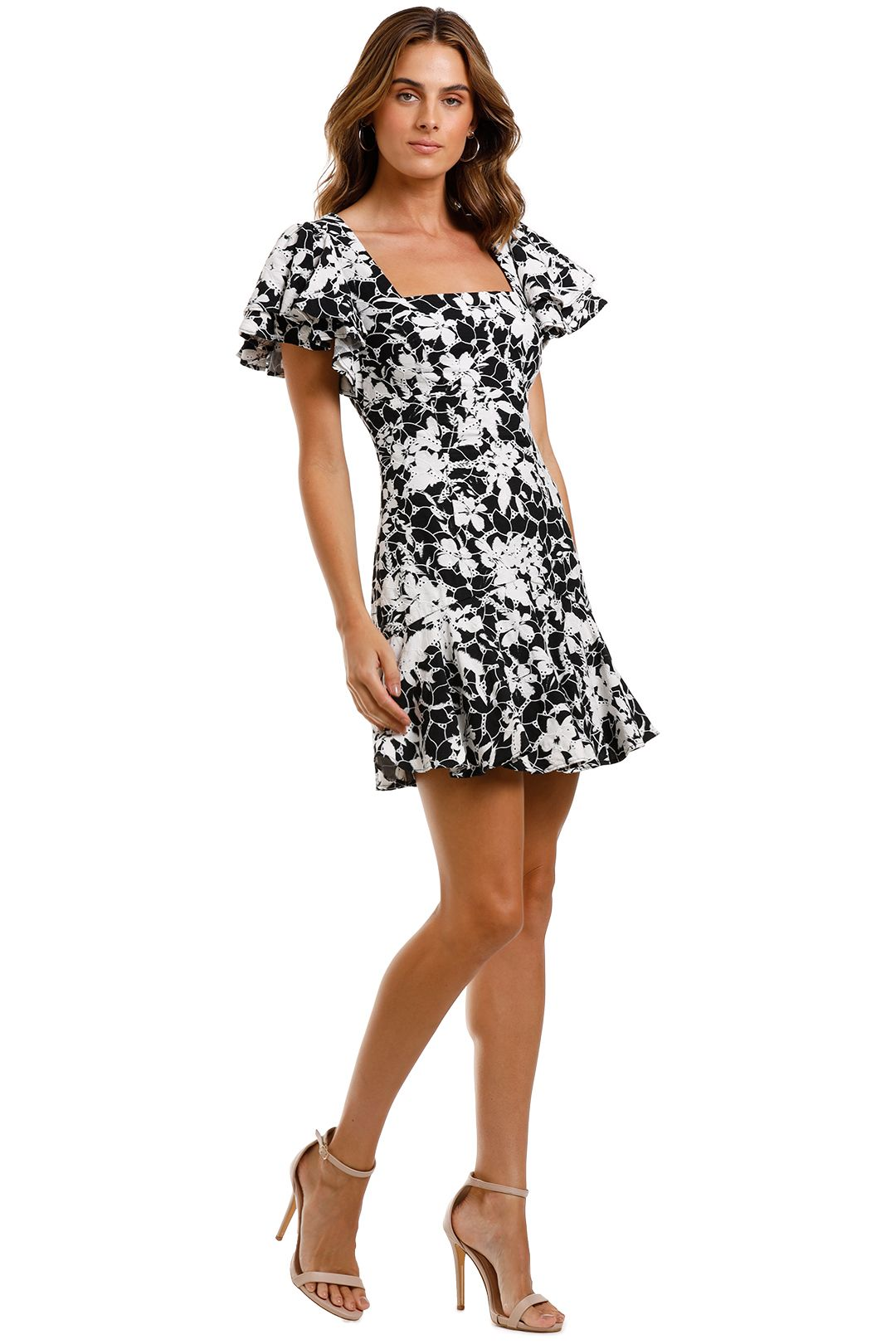 Talulah The Idol Mini Dress Camille Floral Mini