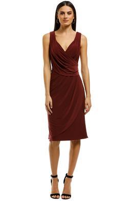Tania-Olsen-Delta-Dress-Wine-Front