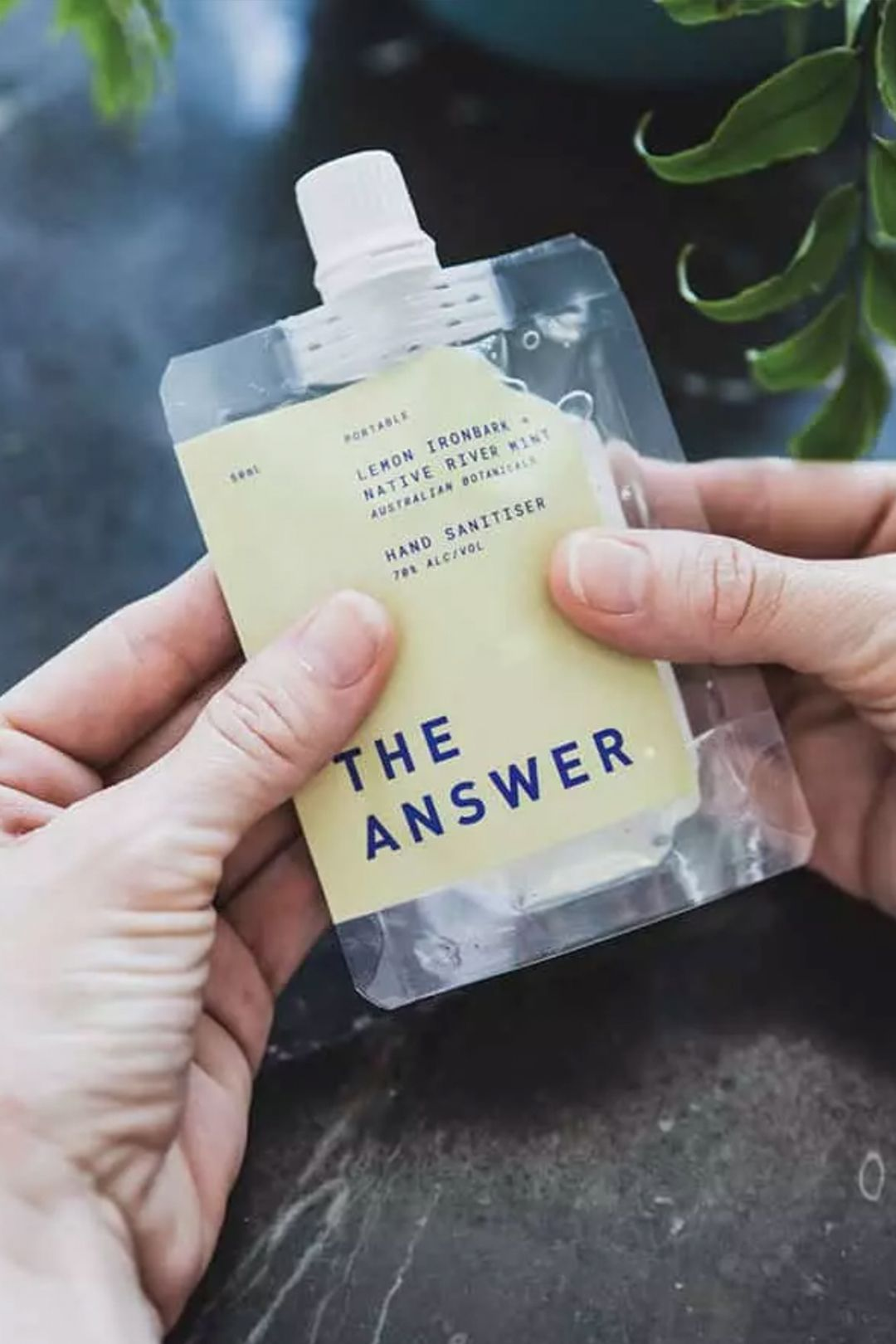 the-answer-50ml-hand-sanitiser-lifestyle