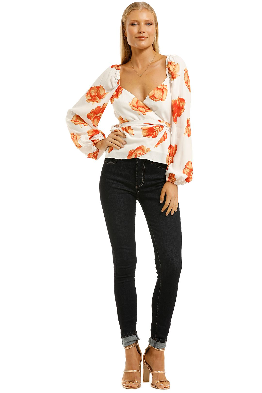 The-East-Order-Frenchie-Top-Fallen-Flowers-Front