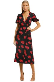 The-East-Order-Imogen-Midi-Dress-Wine-and-Flora-Front