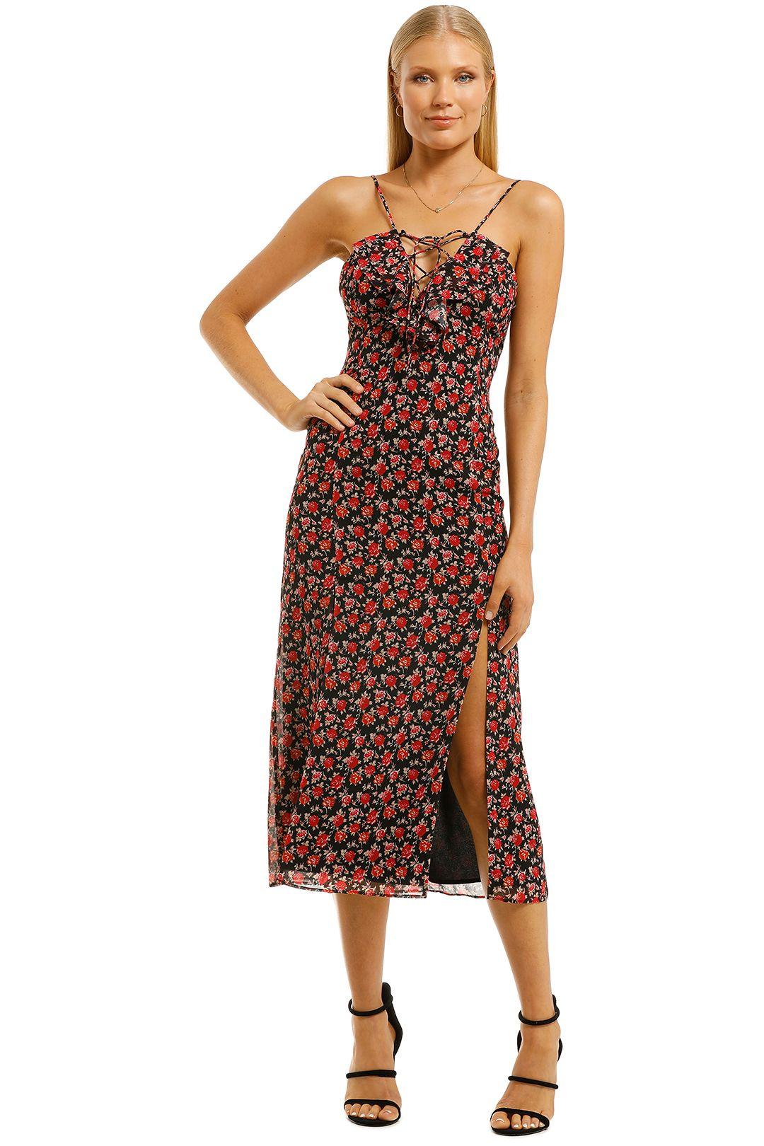 The-East-Order-Nicola-Midi-Dress-Senorita-Fleur-Front