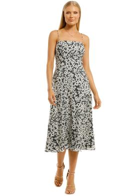 The-East-Order-Tait-Midi-Dress-Arty-Front