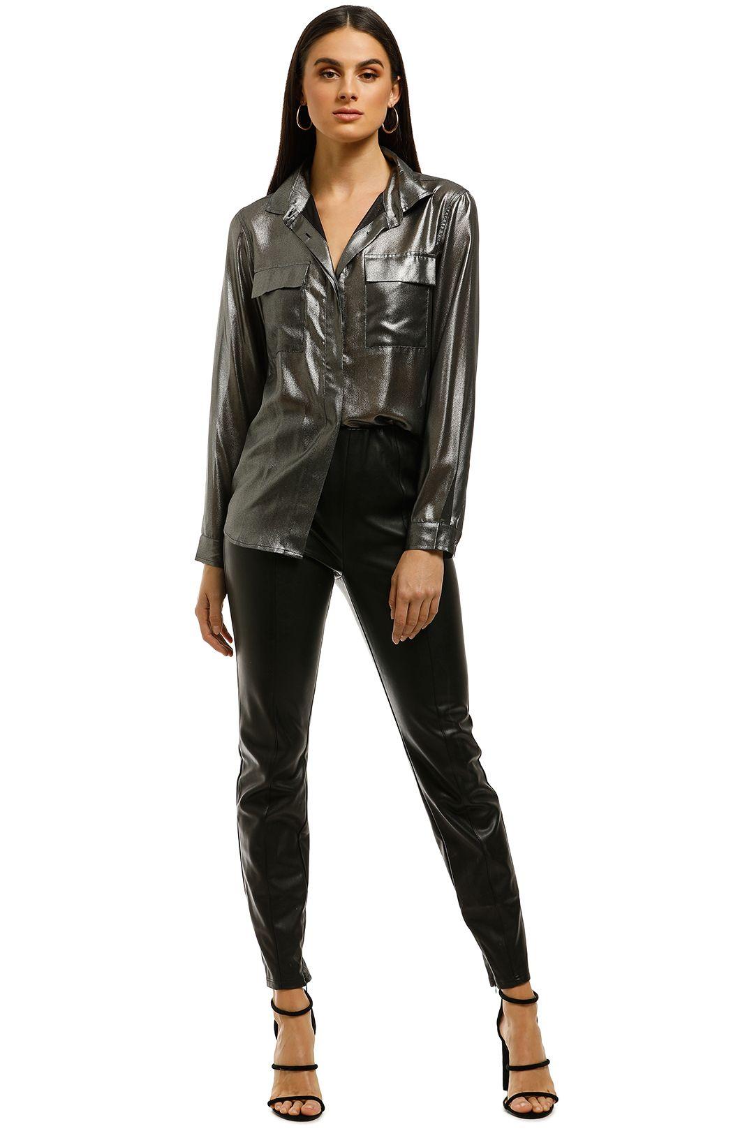 Third-Form-Mirror-Mirror-Shirt-Metallics-Grey-Front