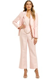 Thurley-Bianca-Tailored-Blazer-And-Pant-Set-Front