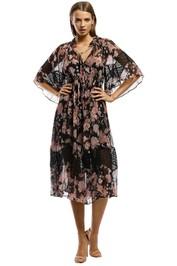 Thurley-Talavera Print Dress-Print-Front