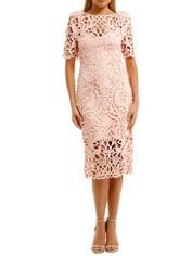 Thurley-Utopia-Lace-Midi-Dress-Sea-Shell-Pink-Front