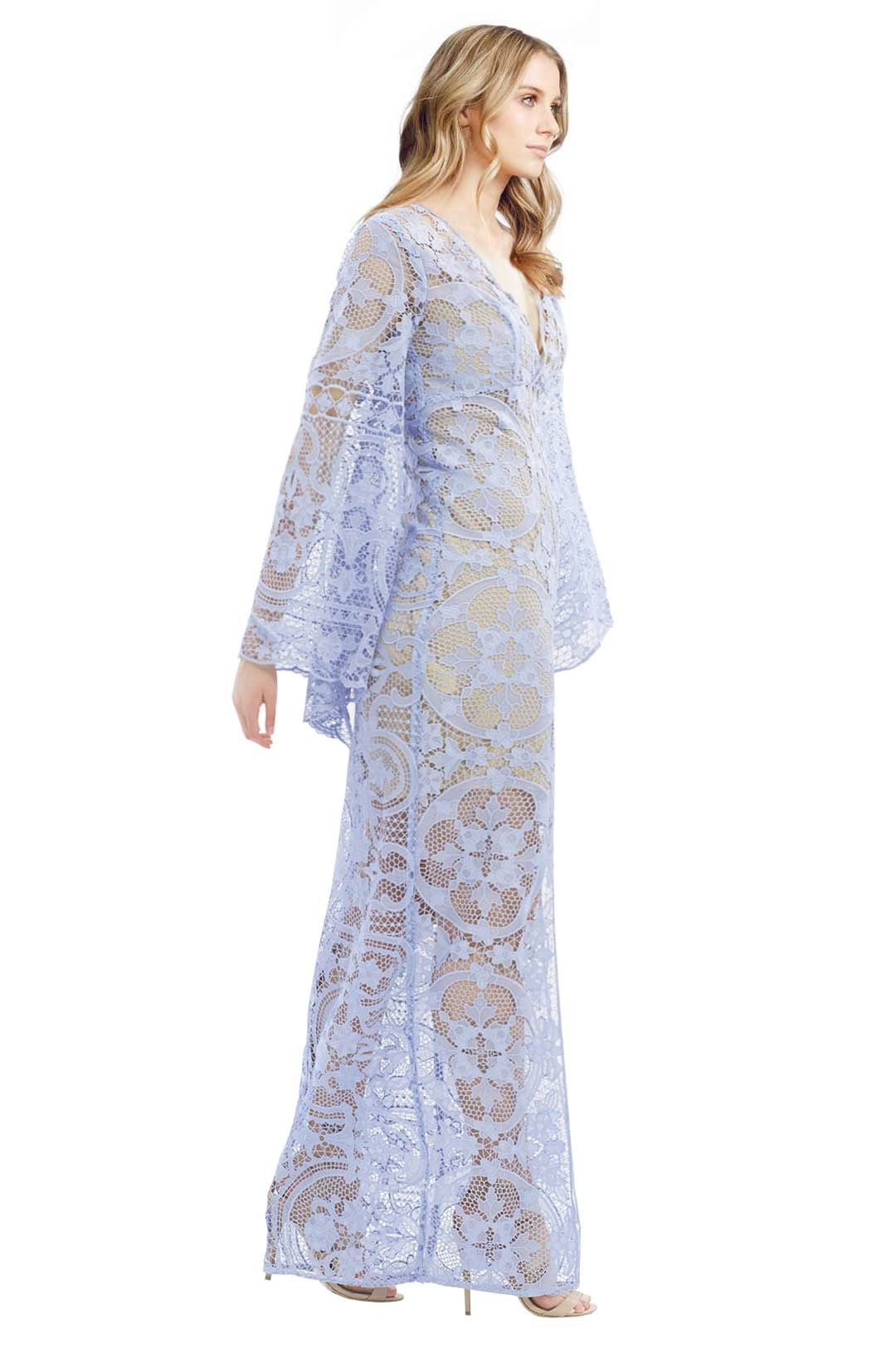 Thurley - Tryst Gown - Side