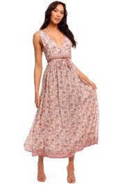 Tigerlily Aurora Delia Maxi Dress