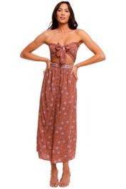 Tigerlily Aurora Ember Top and Nerrisa Skirt Set