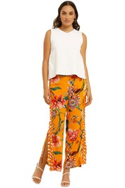 Trelise-Cooper-I'm-In-A-Ruffle-Trouser-Mango-Floral-Front