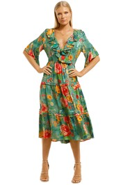Trelise-Cooper-Never-Tier-Us-Apart-Dress-Teal-Floral-Front