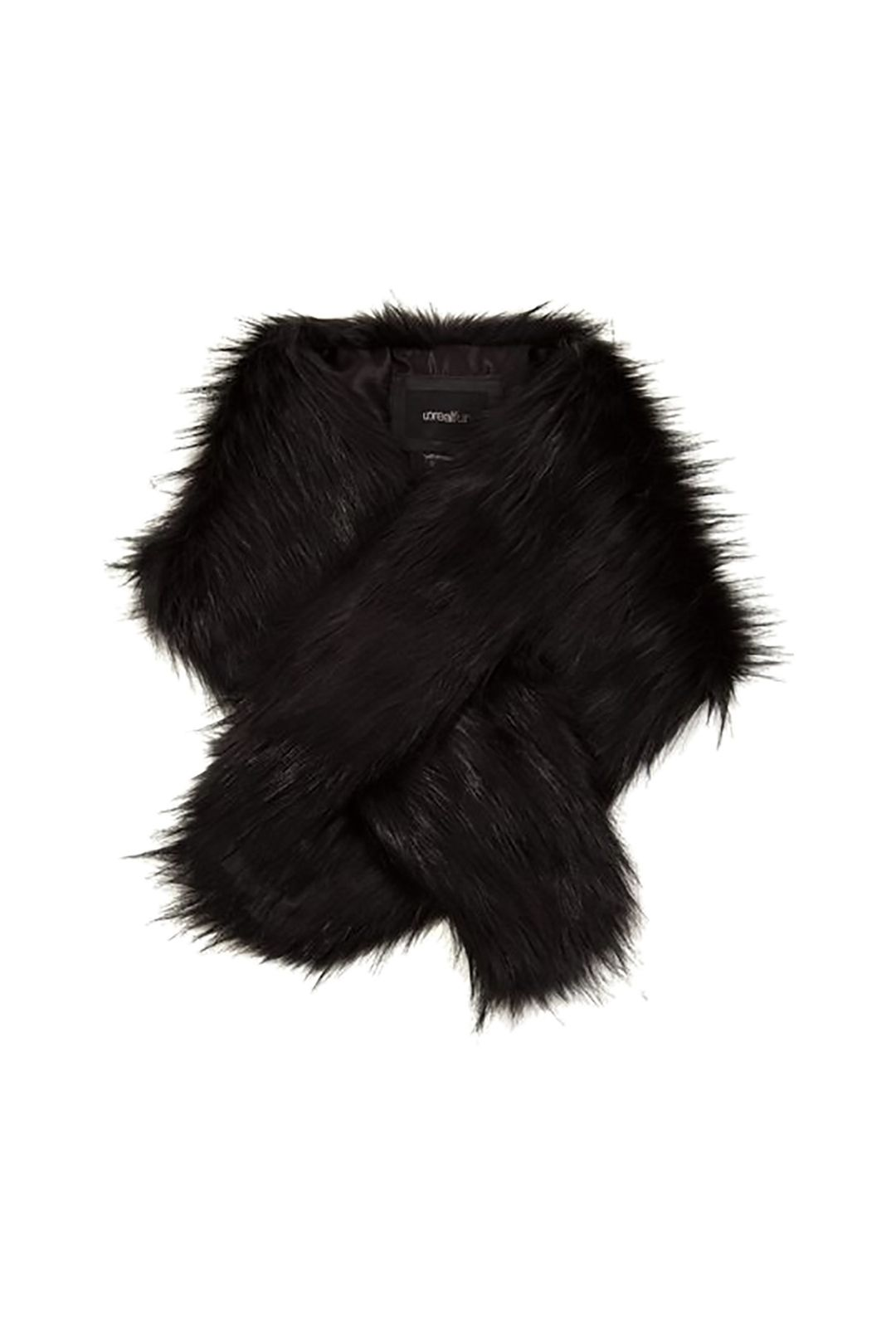 Unreal Fur - Furocious Thread - Black - Front