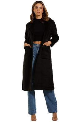 Unreal Fur Loving Coat Belt