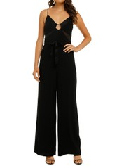 Vestire-Palm-Beach-Jumpsuit-Black-Front