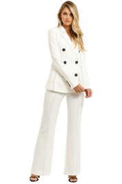 Vestire-Sure-Thing-Blazer-and-Pant-Set-White-Front