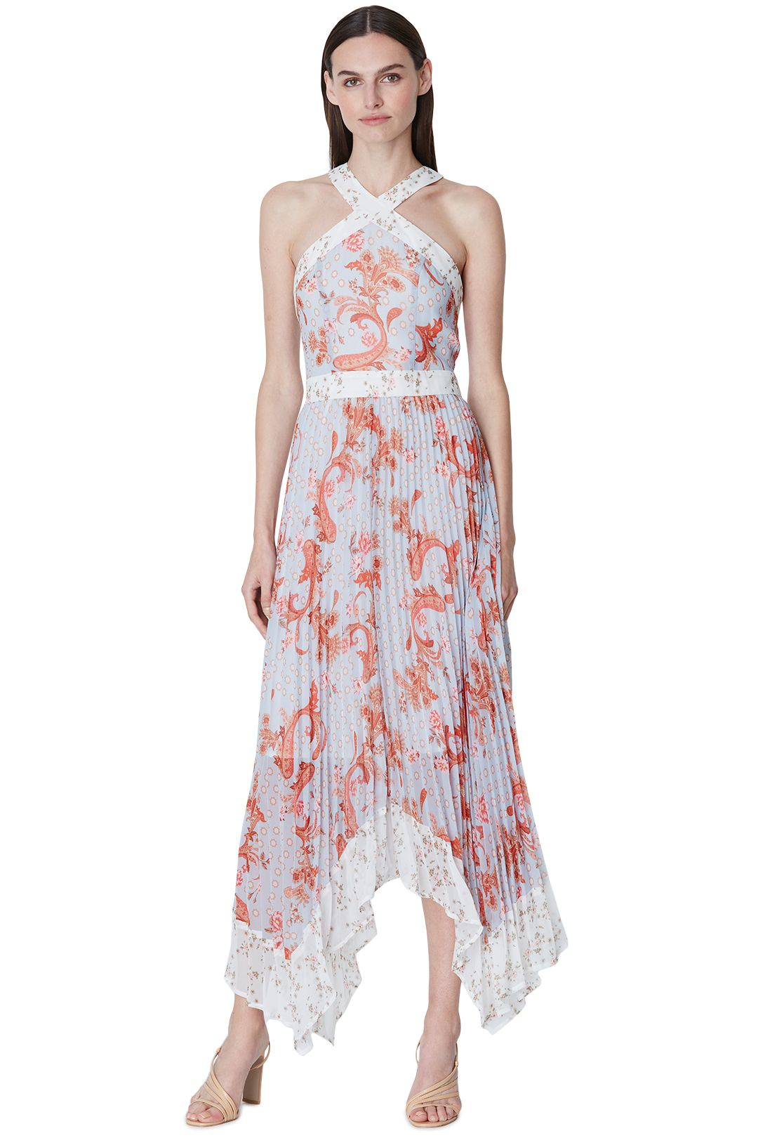 We-Are-Kindred-Alice-Pleated-Midi-Dress-Sky-Paisley-Front