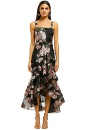 We-Are-Kindred-Claudette-Maxi-Dress-Black-Rose-Front