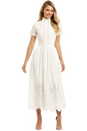 We-Are-Kindred-Lola-High-Neck-Dress-White-Front