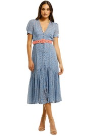 We-Are-Kindred-Marseille-Midi-Dress-Cornflower-Ditsy-Front