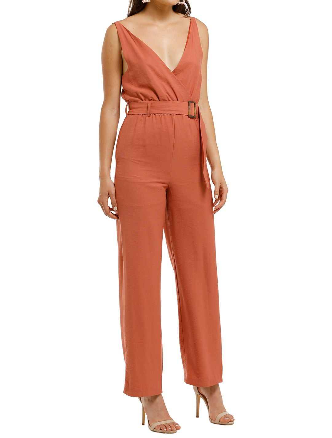 Wish-Frida-Jumpsuit-Terracotta-Side