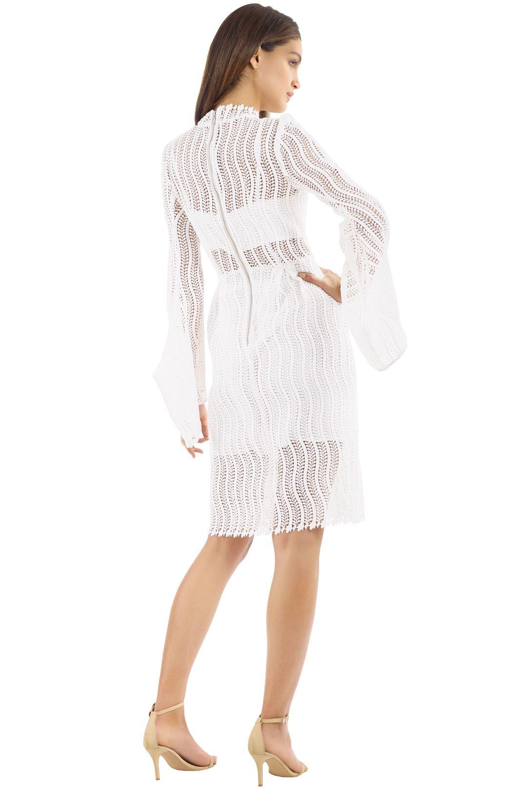 Yeojin Bae - Caterina Dress - Cream - Back