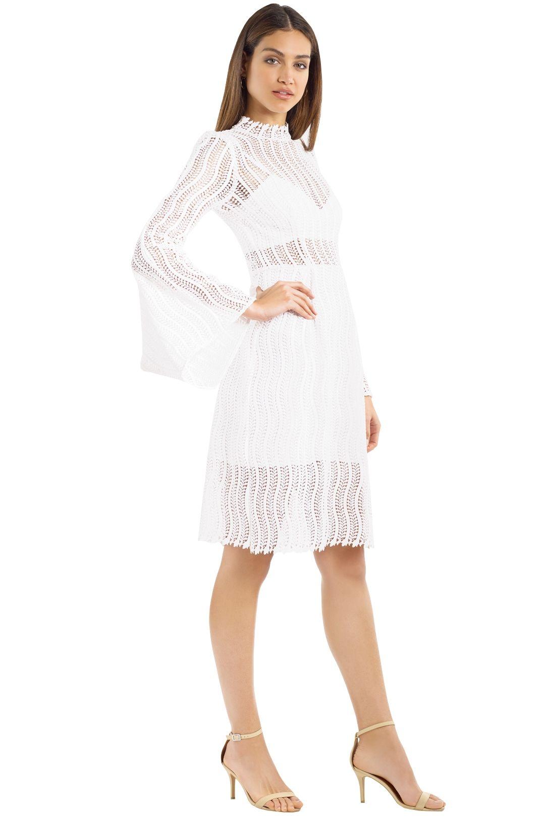 Yeojin Bae - Caterina Dress - Cream - Side