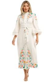 Zimmermann-Fiesta-Applique-Long-Dress-Front