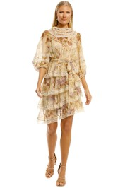 Zimmermann-Sabotage-Tiered-Lace-Mini-Dress-Cream-Wisteria-Front