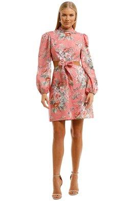 Zimmermann - Bellitude Bow Front Dress