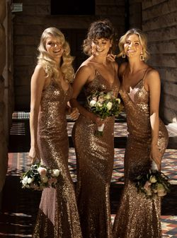 Bridesmaids Designer Dress Rental