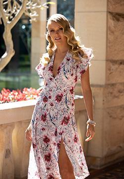 Bridal Shower Designer Dress Rental