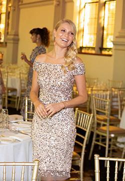 Engagement Designer Dress Rental