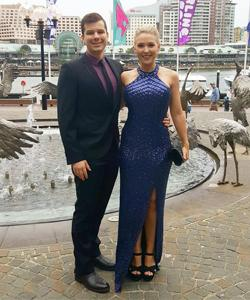 Dress Hire Townsville, Lauren
