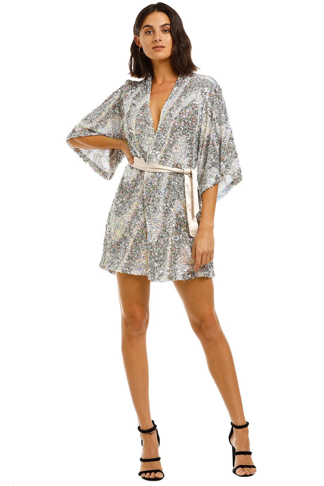 Winona - Rhapsody Wrap Dress - Multi