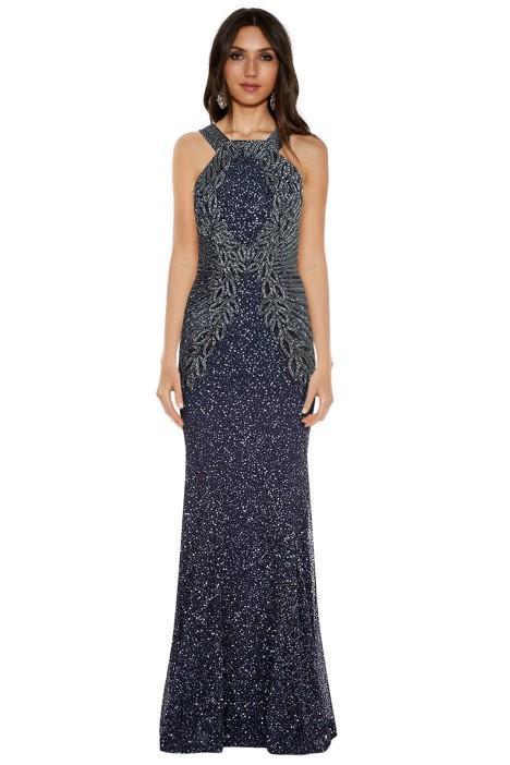 Rachel Gilbert Saskia Gown EOFY ball dress code