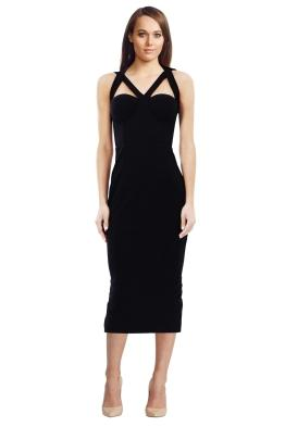 Misha Collection - Lorenza Dress - Front