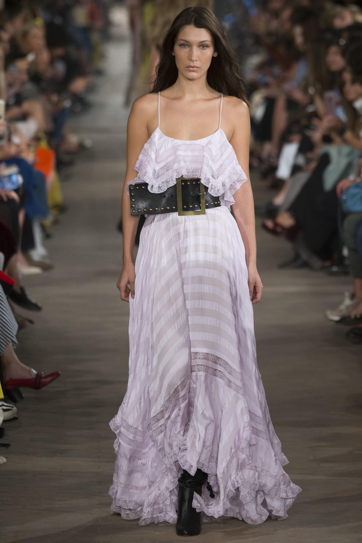 bella hadid maxi dress