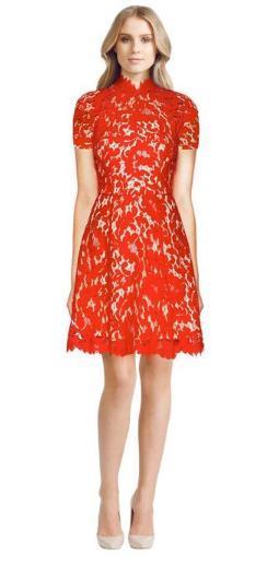 red dresses