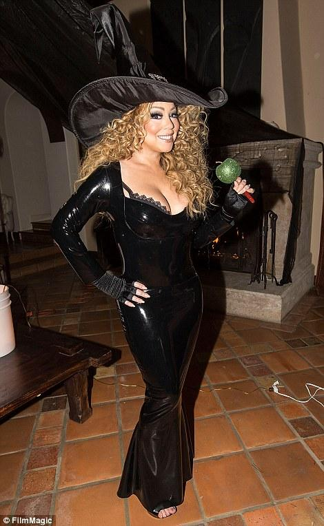 Image result for halloween celebrity witch costume