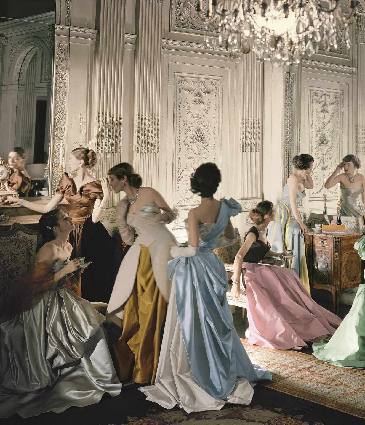 Charles James Couture Gowns