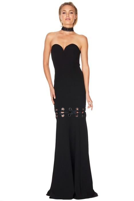 Talulah Lace Me Gown EOFY ball dress code