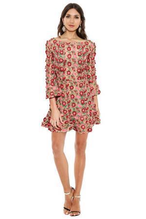 for love and lemons amelia swing dress