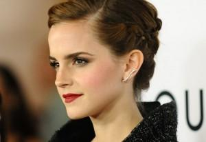 Emma Watson Autumn Racing Carnival Hairstyle Trends