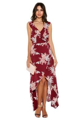 Privacy Please - Fillmore Dress - Front