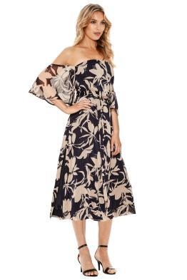 Talulah - Orchard Off the Shoulder Maxi Dress - Front